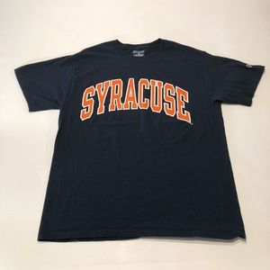Champion Syracuse Arc T-Shirt Men's Size Medium
